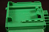injection molding features