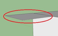 Too thin SketchUp Surface
